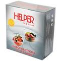 Набор кастрюль из жаропрочного стекла ″HELPER″ 2 предмета (1,2л; 2,3л) купить оптом и в розницу