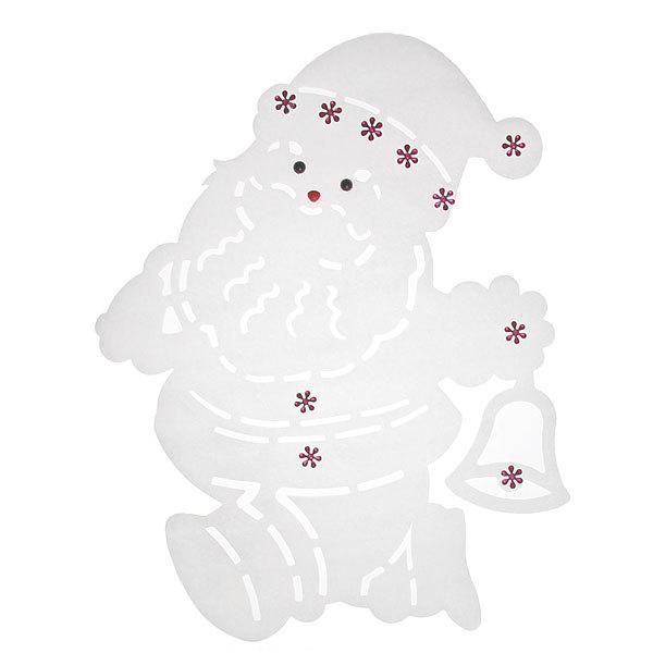 Украшение новогоднее 45 см Дед мороз купить оптом и в розницу