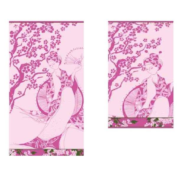 ПЦ-2602-2122 полотенце 50х90 махр п/т Midori цв.10000 купить оптом и в розницу