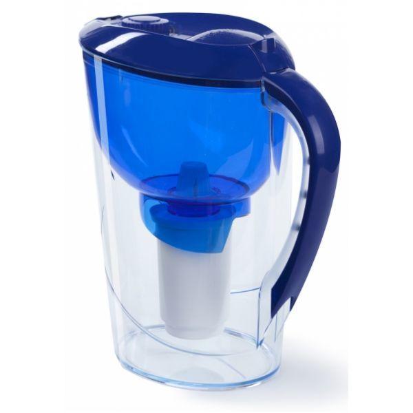 Фильтр для воды Гейзер Аквариус 3,7 л синий купить оптом и в розницу