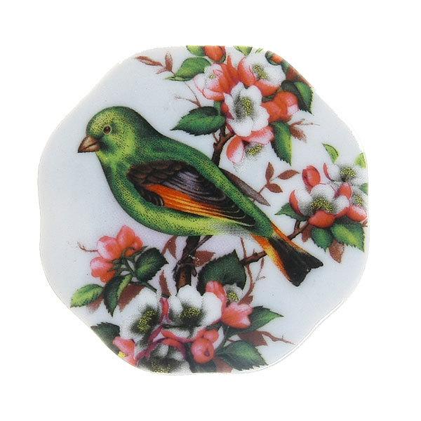 Магнит из керамики ″Птицы″ 7 см купить оптом и в розницу