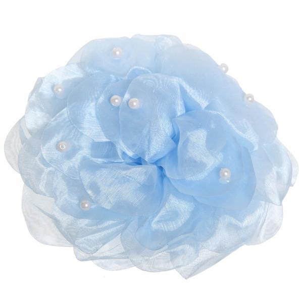 Бант для волос ″Тифани″ PalSv цветущая роза №42 купить оптом и в розницу