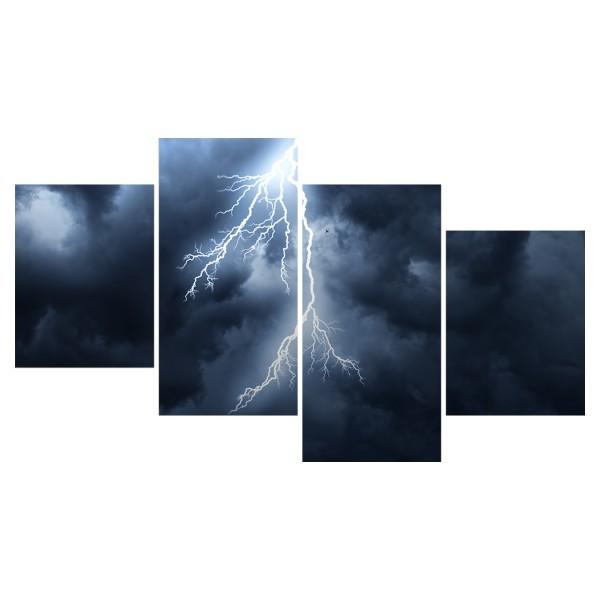 Картина модульная полиптих 60*129 Природа диз.2 2-03 купить оптом и в розницу