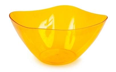 Салатник Ice 2л. (оранжевый)*40 купить оптом и в розницу