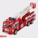 Машина инерц. 6800-5 Пожарная в пак. купить оптом и в розницу