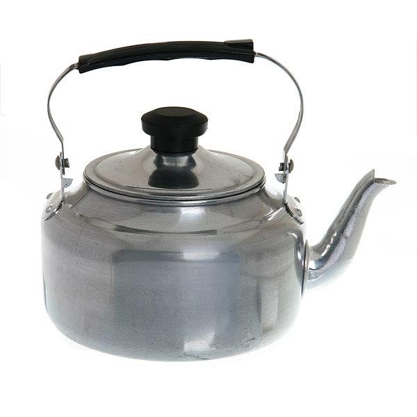 Чайник походный алюминиий, диаметр 20см, 3л купить оптом и в розницу