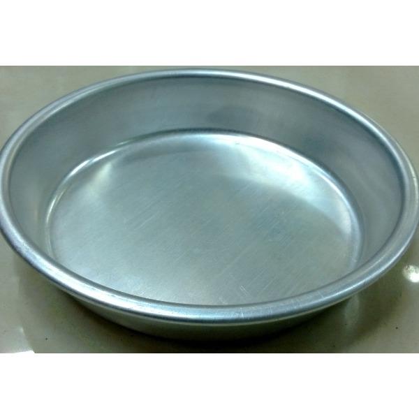 Тарелка походная алюминиевая d=15см h=4см