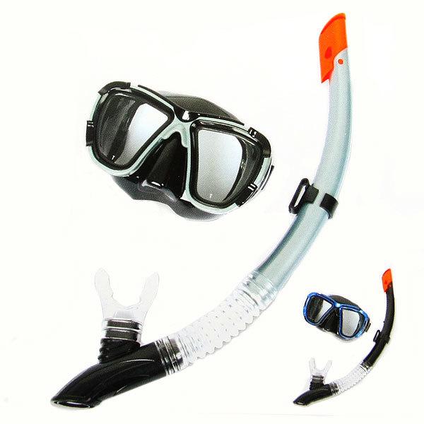 Набор для подводного плавания Black Sea: маска,трубка Bestway (24021) купить оптом и в розницу