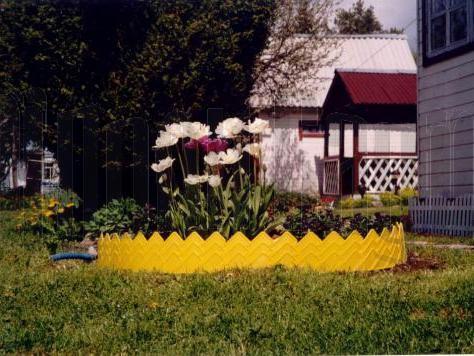 Бордюр № 3 (14*310) желтый 1/10 купить оптом и в розницу