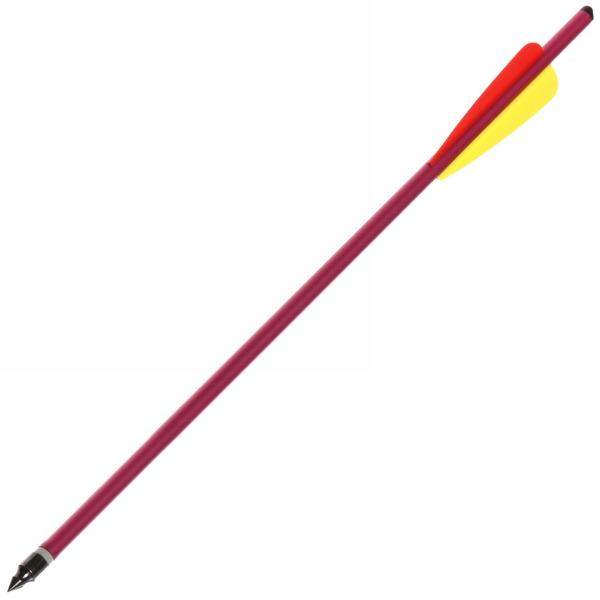 Стрела арбалетная алюминиевая MK-AL16, 44см купить оптом и в розницу