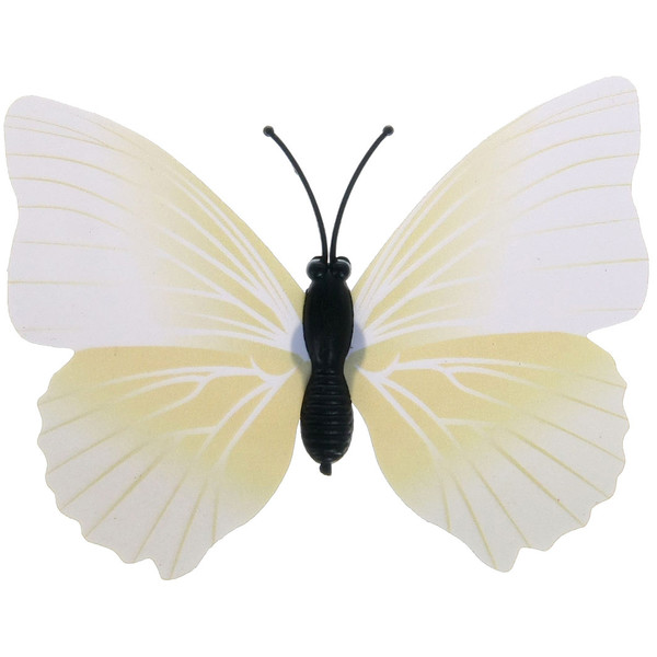 Украшение декоративное 7см Бабочка на магните 6706-1
