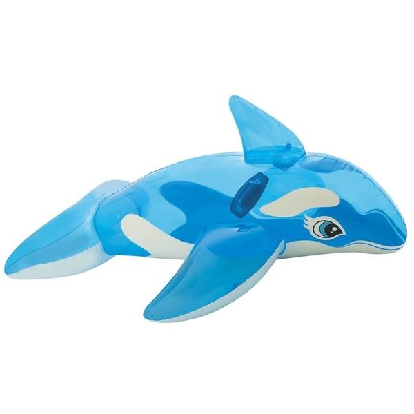 Игрушка для плавания верхом 163*76 см Lil` Whale Intex (58523NP)