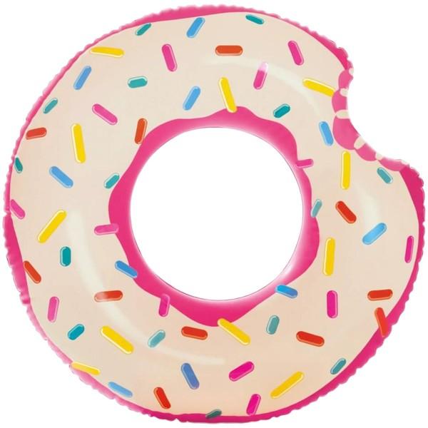 Круг для плавания 107*99 см Donut Intex (56265NP)