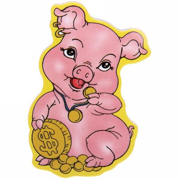 современном картинка новогоднего символа свиньи отличие человека