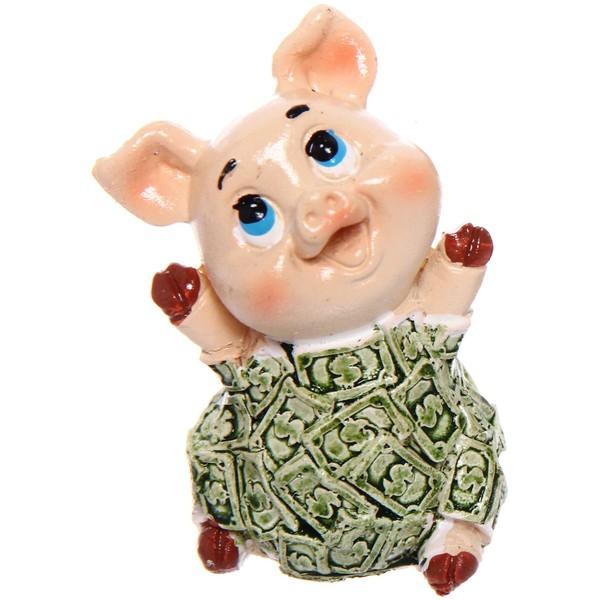 как картинка свинка в деньгах правильно